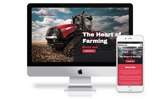 CASE IH Sales and Service
